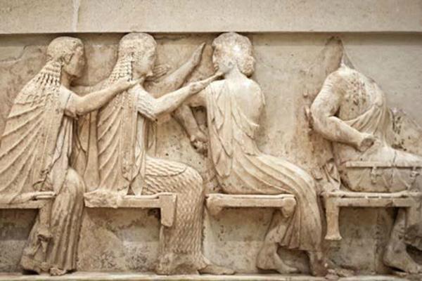 ماساژ یونان باستان