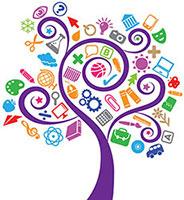 درخت آموزش