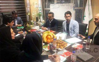 چهارمین جلسه شورای فنی انجمن ملی ماساژ جمهوری اسلامی ایران برگزار شد