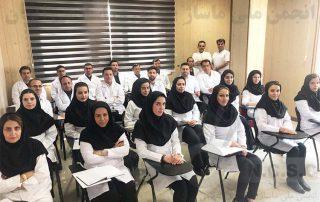 چهارصد و سی و هشتمین دوره آموزشی تکنسین درجه ۳ – چهارم اردیبهشت ماه 98