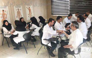 دوره تخصصی ماساژ رفلکسولوژی – بیست و یکم فروردین ماه 98