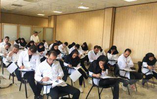 چهارصد و چهل و دومین دوره آموزشی تکنسین درجه ۳ – هشتم خرداد ماه 98