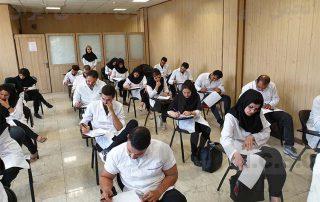 چهارصدو چهل و چهارمین دوره آموزشی تکنسین درجه 3 – پنجم تیر ماه 98