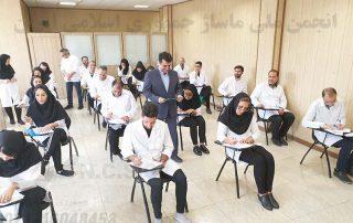 چهارصدو پنجاه و دومین دوره آموزشی تکنسین درجه ۳ – بیست و هفتم شهریورماه ۹۸