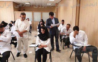 چهارصدو پنجاهمین دوره آموزشی تکنسین درجه ۳ – ششم شهریورماه ۹۸