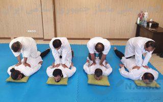 شصت و نهمین دوره آموزشی ماساژ تای – ششم شهریورماه ۹۸