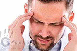 ماساژ برای سردرد
