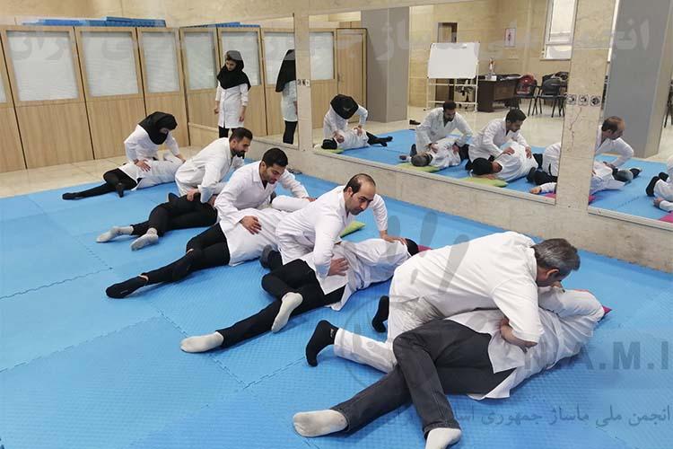 دوره آموزش ماساژ یومیهو